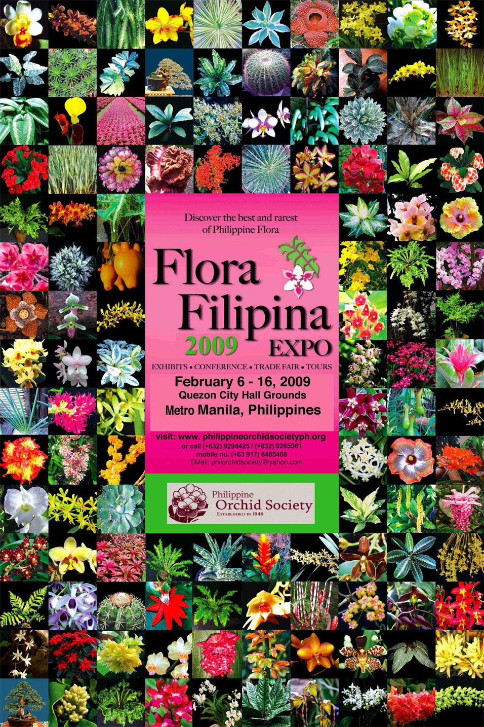 Philippine garden events promoting our philippine for Philippine garden plants